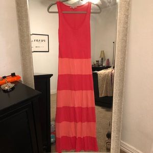 Gap Maxi dress! Beach cover up or by itself!